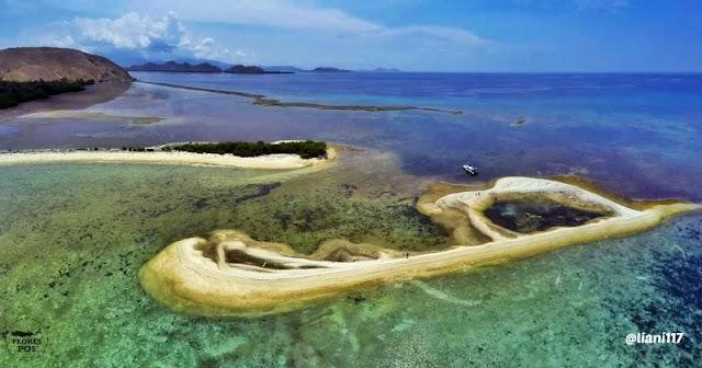 9 Keunikan Pulau Sembilan Labuan Bajo, Flores