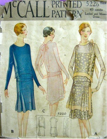 Wiki Vintage Patterns