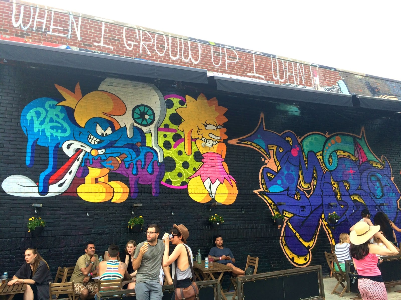 The Bushwick Collective 2016 The Scene In Nyc