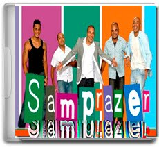 Samprazer – Ao Vivo no Citibank hall Audio DVD