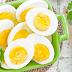 Calorías en un huevo duro