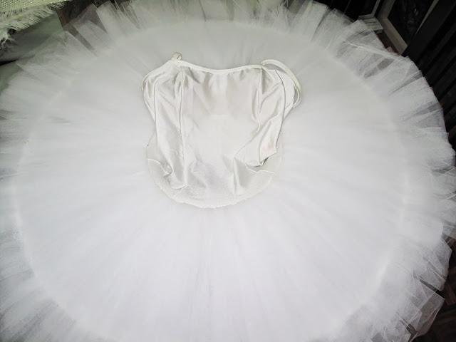 8e512a9c1 Tutorial para hacer un tutú de ballet de plato con aro. | Si ...