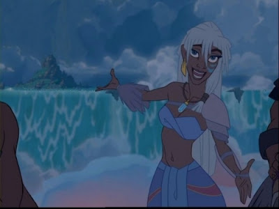 Kida Atlantis: The Lost Empire 2001 animatedfilmreviews.filminspector.com