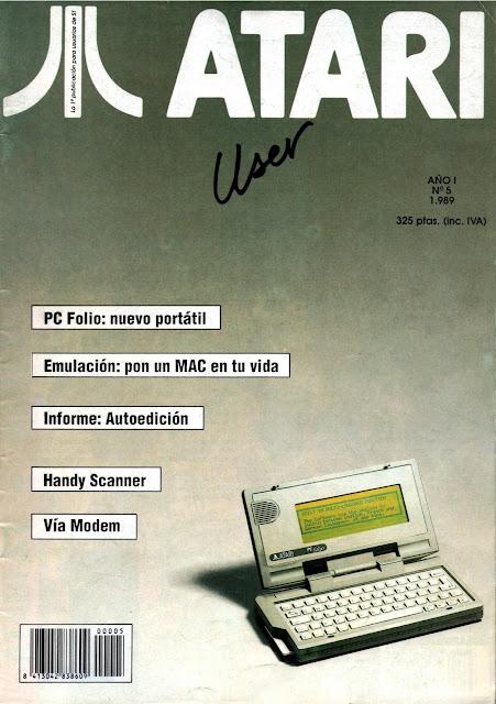 Atari User #05 (05)