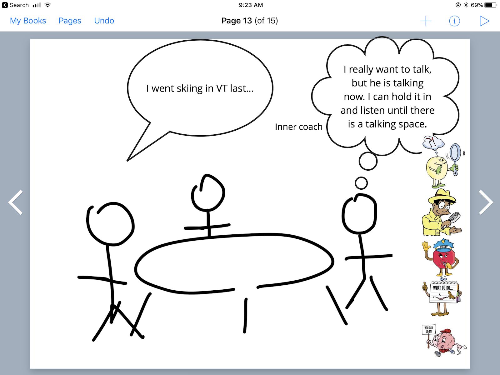 comic strip lesson plan pdf