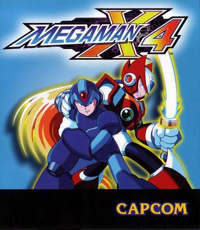 Mega Man X4 PC Full Español Descargar 1 Link