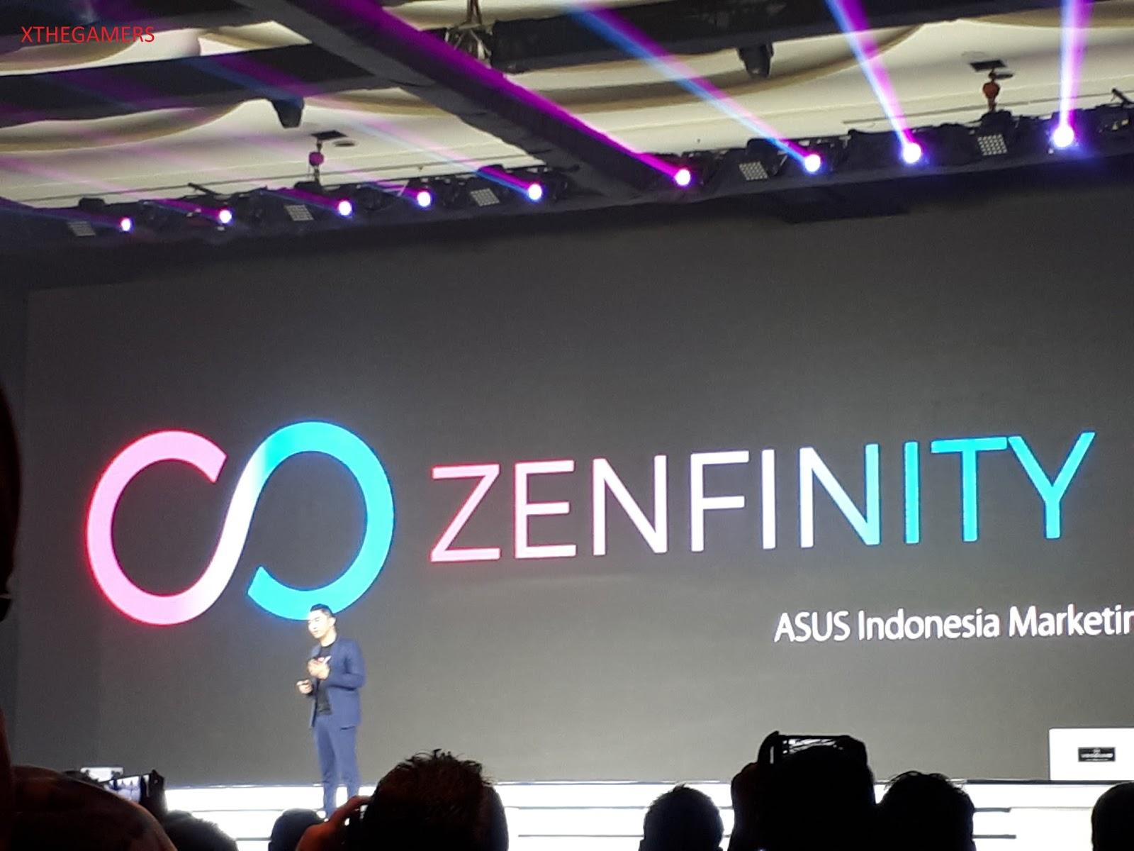 Grand Launching ASUS Zenfone Live Amp Zenfone Zoom S