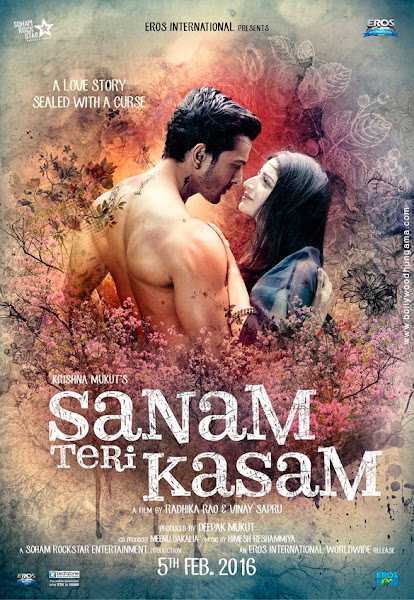 Sanam Teri Kasam (2016) Movie Poster No. 2
