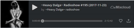 heavy dalga radioshow 195