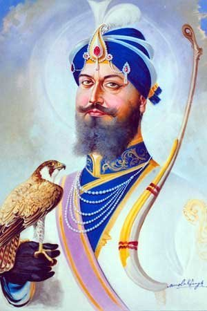 Baba Deep Singh Ji Wallpaper Hd Shri Guru Gobind Singh Ji Gurpurab Wallpapers 2011 Power