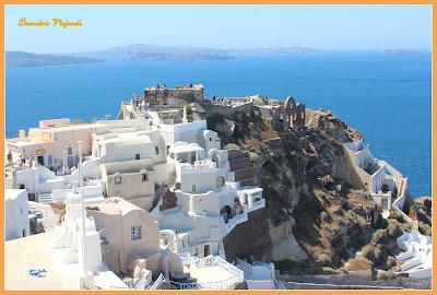 as viagens que todos devemos fazer - Santorini