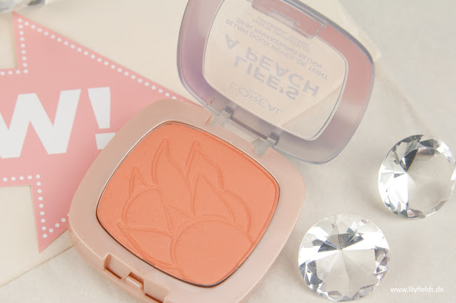 Back to Bronze - Bronze Puder & Life's a Peach - Blush