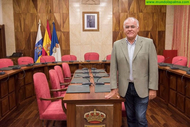 """Cabrera: """"Las obras del Remo otra asignatura pendiente del Cabildo de La Palma"""""""