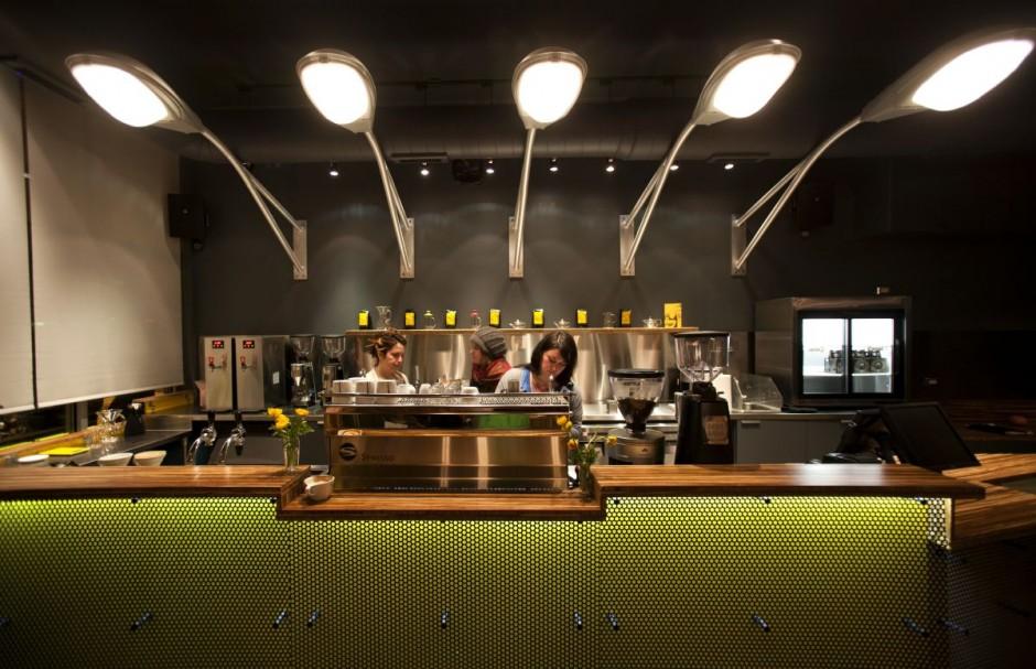 Best Restaurant Interior Design Ideas: Coffee Shop, Chicago