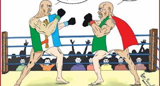 APC blasted PDP senators