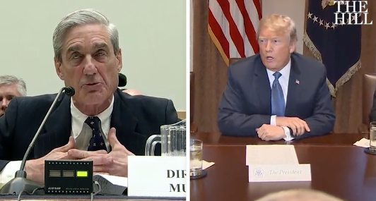 Mueller's former assistant says grammatical errors prove leaked questions came from Trump