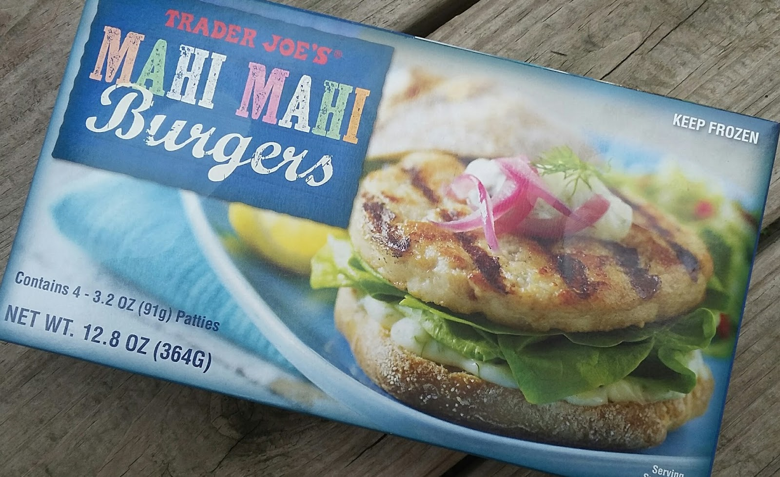 What 39 s good at trader joe 39 s trader joe 39 s mahi mahi burgers for Trader joes fish