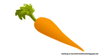 free carrots clipart