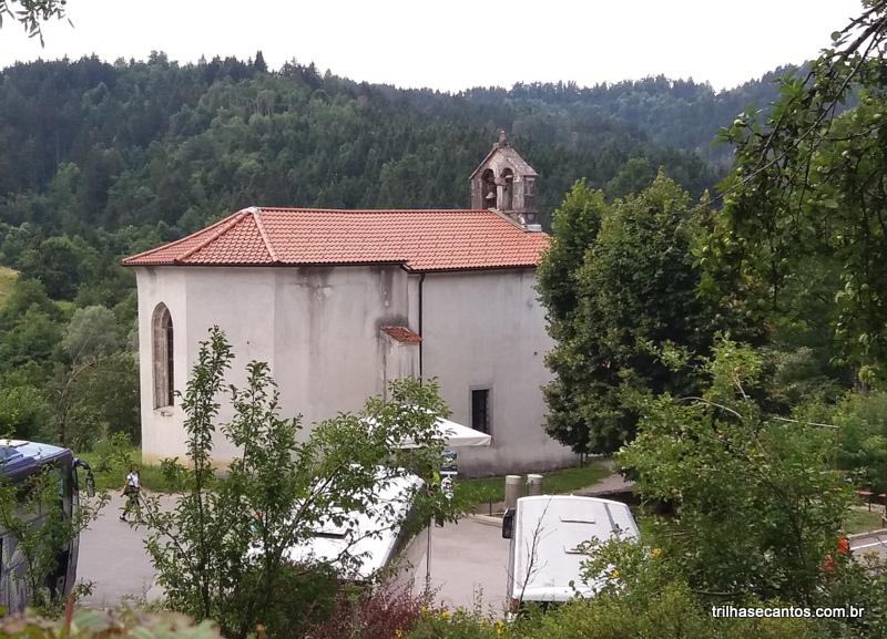 Igreja Predjama Eslovenia