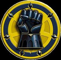 Resultado de imagen de imperial fist simbol