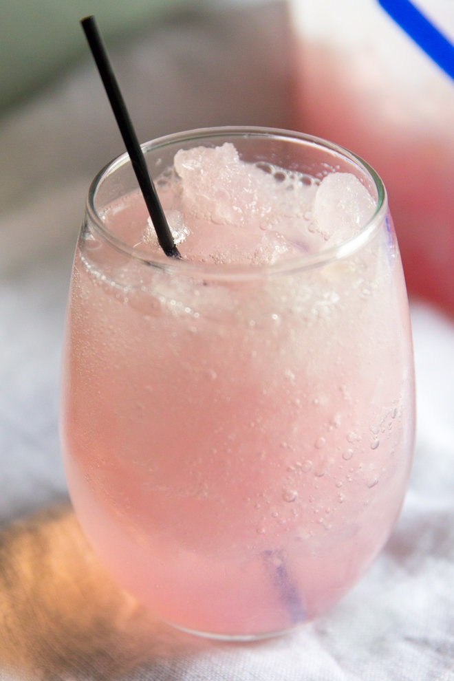 Pink lemonade vodka slush all recipes food for Pink cocktails with vodka