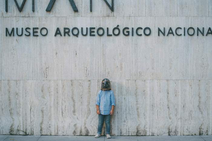 Visitar Museos con niños