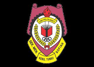 SMK tun sofiah Logo Vector