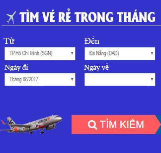 Đặt vé máy bay đi Đà Nẵng online