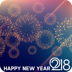 new year 2018 live wallpaper for android