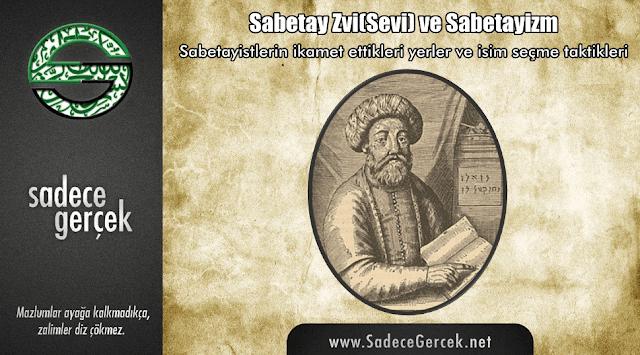 Sabetay Zvi(Sevi) ve Sabetayizm