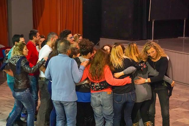 """Η ΚΕΔΑΜ διοργανώνει Σεμινάριο Θεάτρου με τίτλο """"Τόποι & Τρόποι έκφρασης"""""""