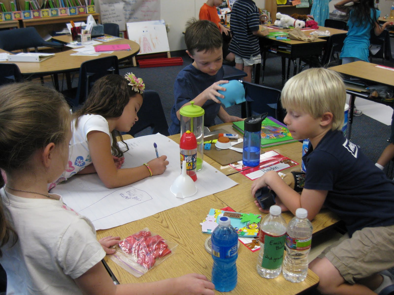 Miss Matt S 2nd Grade Blog Classifying Matter In Science