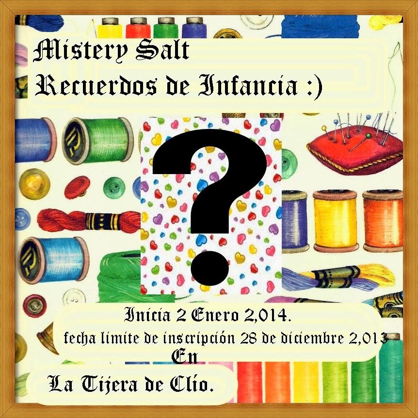 "? Mistery Salt ""Recuerdos de Infancia"". ?"