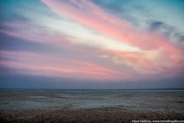 Sunrise in Kutch