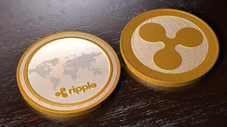 Bitcoin, Ethereum and other major cryptocurrencies slip while Ripple briefly surges to third place
