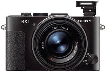 Sony RX1, Kamera Kompak Full Frame Rp 30 Jutaan