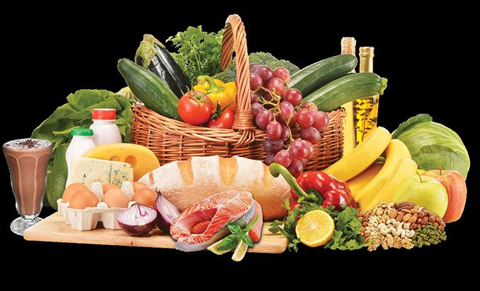 Importancia de mantener una alimentacion equilibrada
