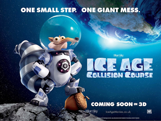 Ice Age: Collision Course (2016) Subtitle Indonesia BluRay 1080p [Google Drive]