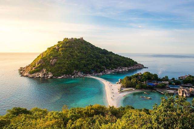 泰国海岛 koh nang yuan