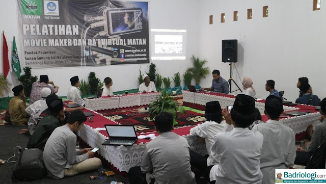 pelatihan video maker dai matan di semarang