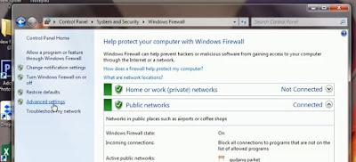 Cara Blokir Aplikasi Software PC dengan Windows Firewall paling mudah