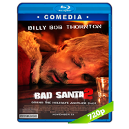 Bad Santa 2: Recargado (2016) BRRip 720p Audio Dual Latino-Ingles