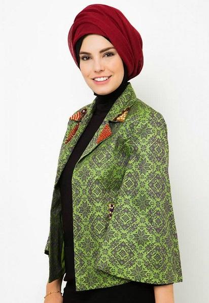 Tips dan Contoh Aneka Model Baju Kerja Muslim