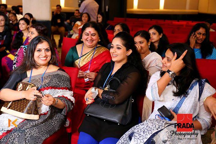 Suchitra Murali: Kavya Madhavan With Actress Suchithra Latest Photos