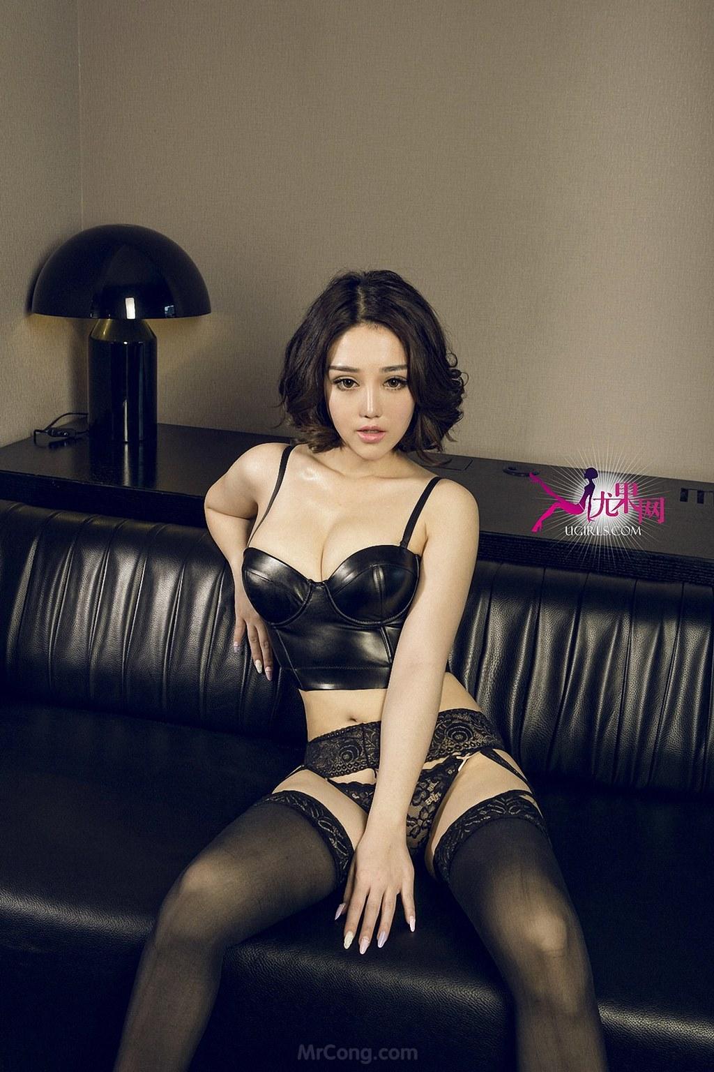 Image MrCong.com-UGIRLS-U146-Wang-Er-Lin-019 in post Mê mẩn với thân hình hoàn hảo của người đẹp Wang Er Lin (王尔琳) trong bộ ảnh UGIRLS 146