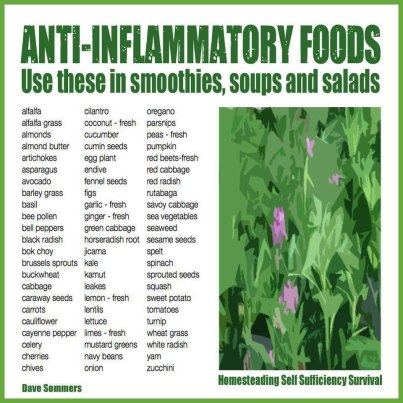 Inflammatory Foods List Mayo Clinic