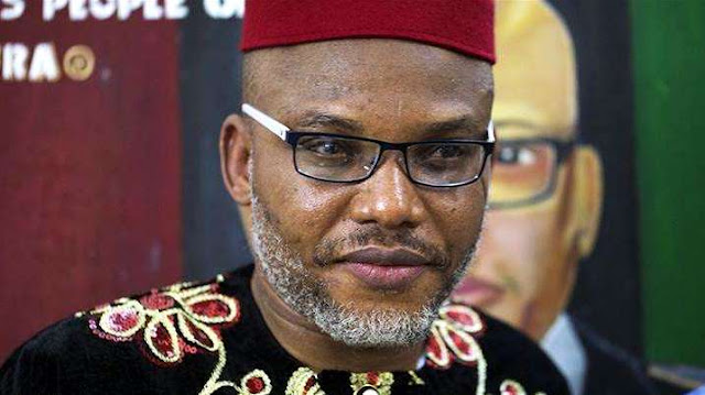 IPOB has asked the federal government to provide its leader