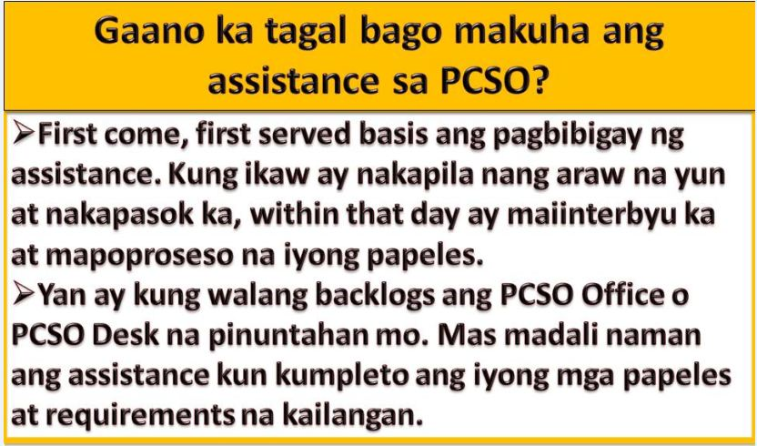 Heres how to get free medical assistance from philippine charity to process and fast track your assistance from pcso make sure your requirements are complete before you submit it to pcso office spiritdancerdesigns Images