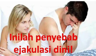 penyebab ejakulasi dini