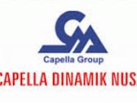 Lowongan Kerja PT. Capella Dinamik Nusantara Pekanbaru